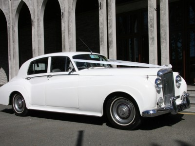 The Classic Bentley S1